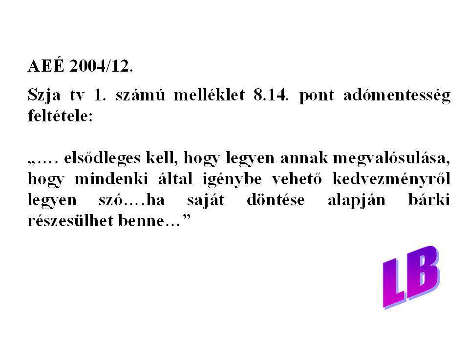 Áfa törvény 22.§ (1) bek.