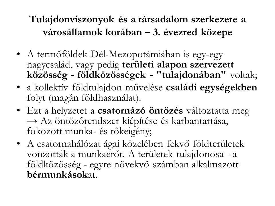 Jogforrások •Gortyn – Athén – Spárta •Szokásjog (Drakon archonsága ie.