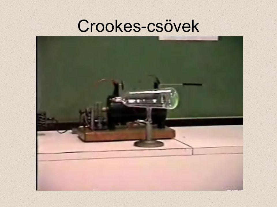 Crookes-csövek