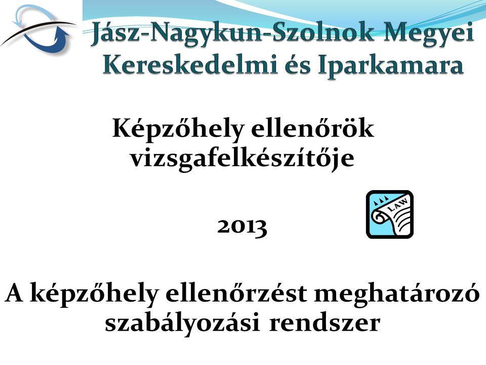 Kamara szakképzésben ellátott állami feladatai (MKIK – területi kamara) 1.A gazdálkodó szervezetek képzőhellyé minősítése, ellenőrzése 2.Tanulószerződés tanácsadói hálózat működtetése 3.Gyakorlati szintvizsgák rendszerének működtetése 4.Szakmai vizsgaelnöki és vizsgabizottsági tagok delegálása 5.SZKTV, OSZTV WorldSkills, EuroSkills 6.