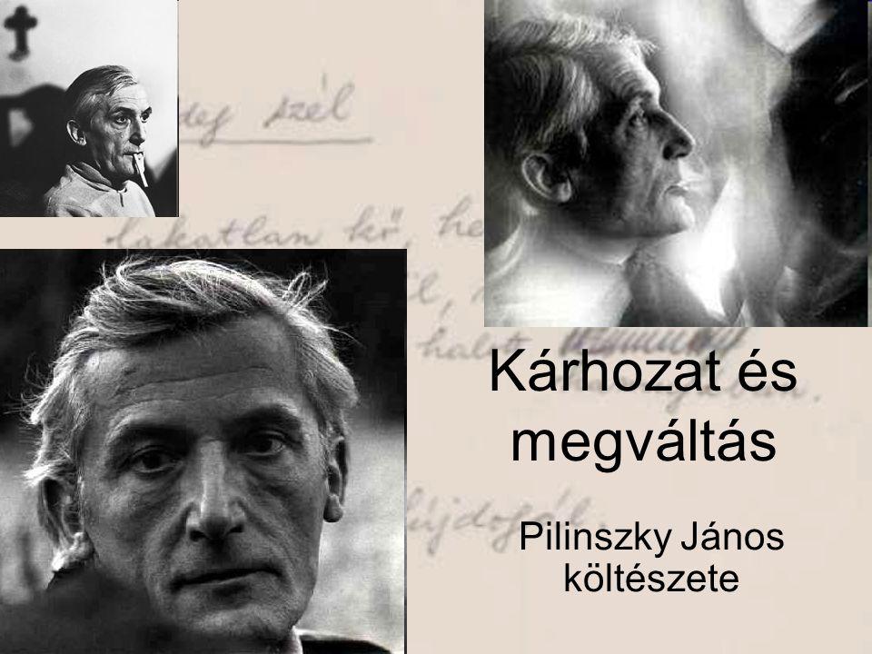 Kárhozat és megváltás Pilinszky János költészete