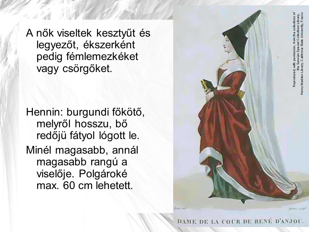 """Reneszánsz  Gamurra: rövid, fűzött mellény bő, kerek szoknyával viselték A nemesség a parasztok viseletéről """"másolta"""