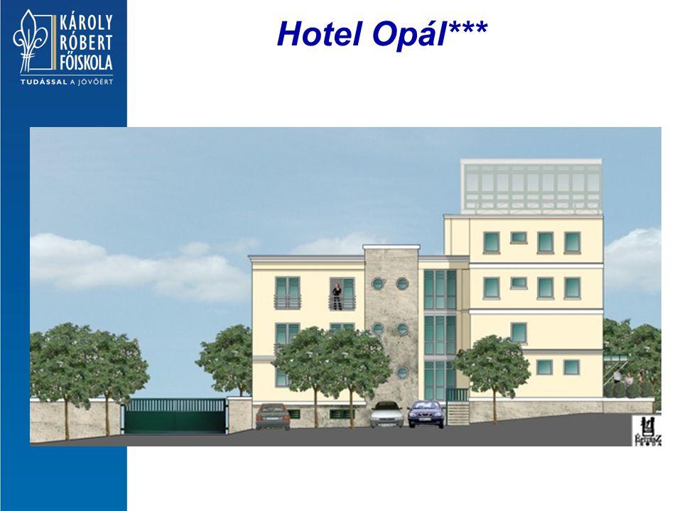 Hotel Opál*** 0