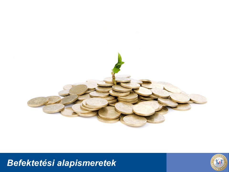 Befektetési alapismeretek
