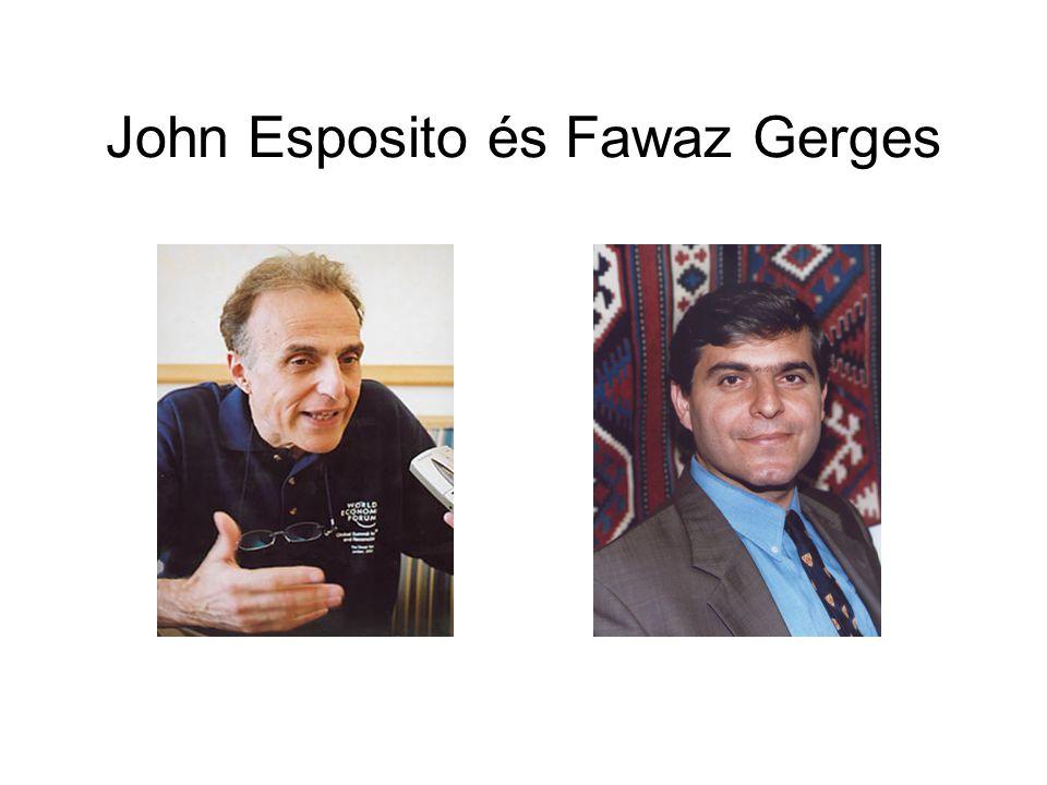 John Esposito és Fawaz Gerges