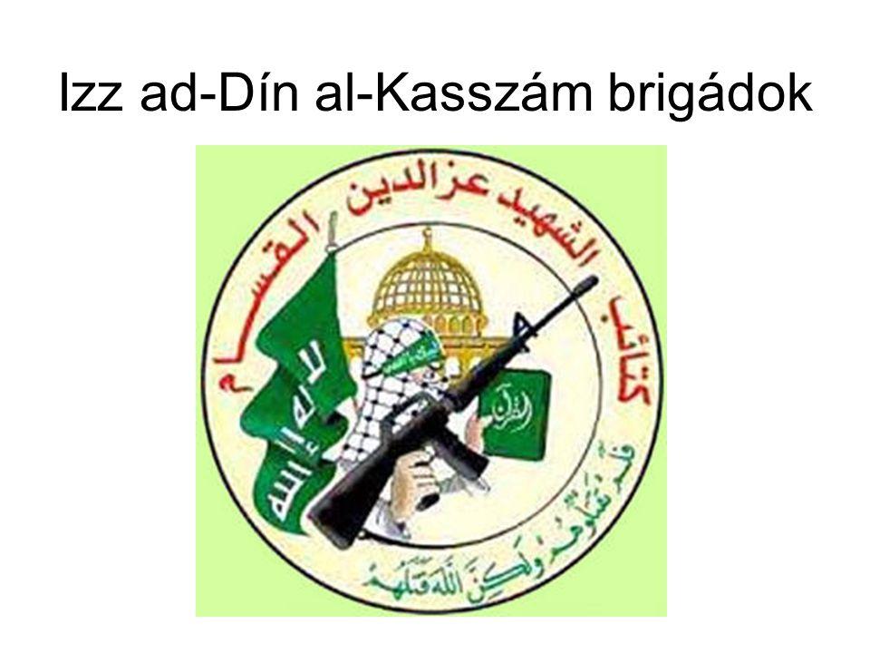 Izz ad-Dín al-Kasszám brigádok