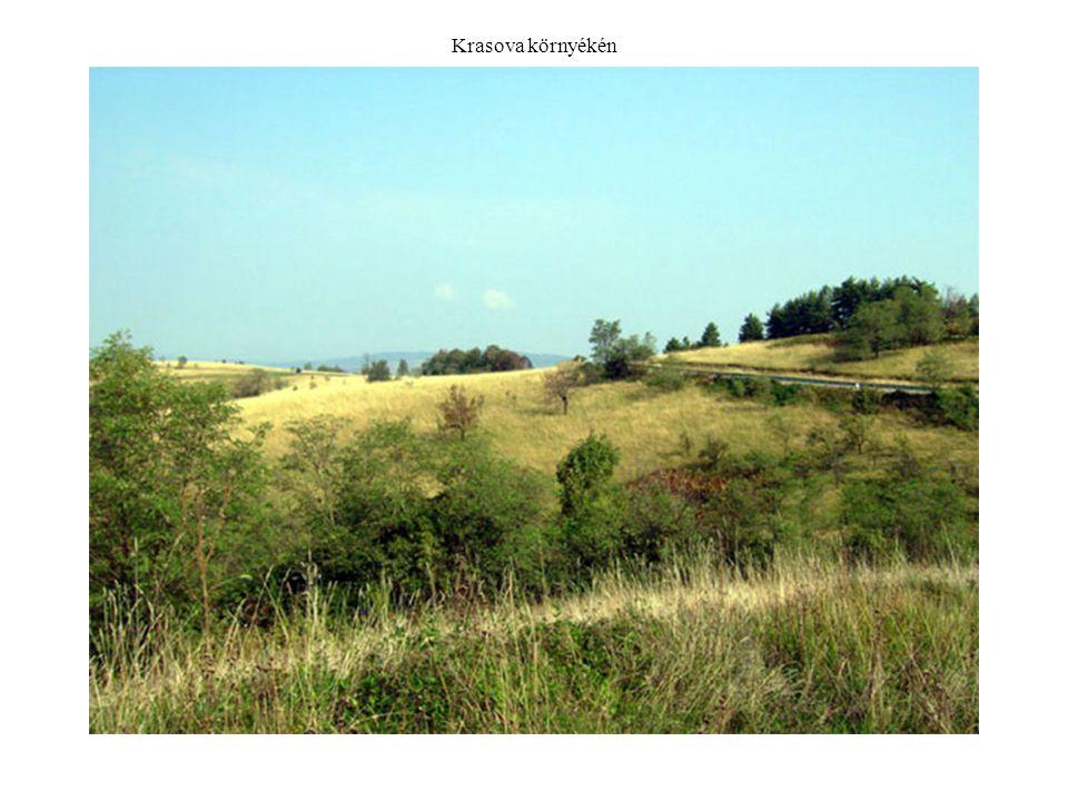 Krasova környékén