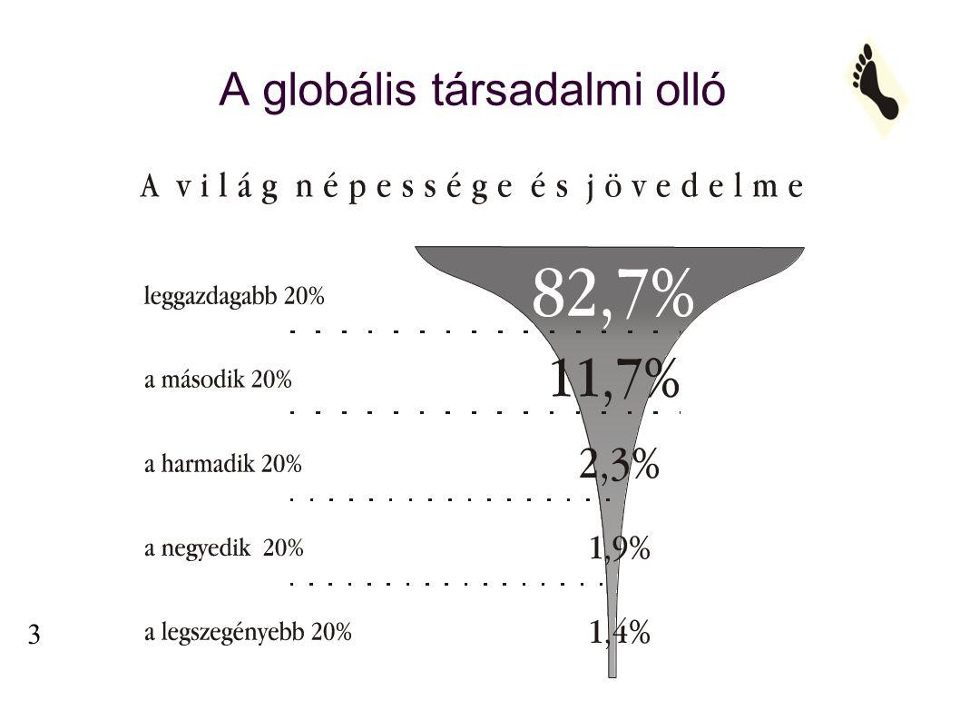 A globális társadalmi olló 3
