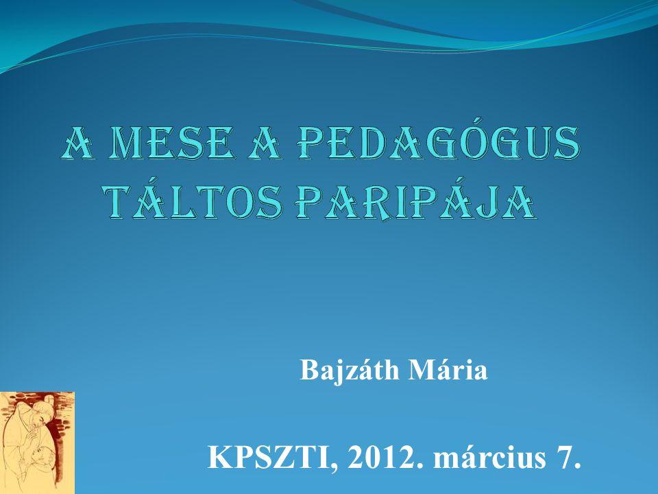 Bajzáth Mária KPSZTI, 2012. március 7.