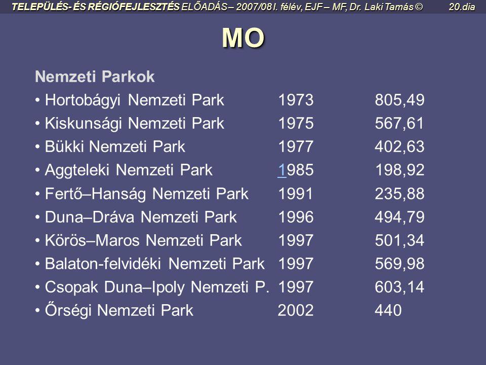 MO MO •UNESCO – világörökség • Budapest Duna-parti látképe, a BudaiVárnegyed, az Andrássy út és történelmi környezete • Hollókő ófalu és táji környeze