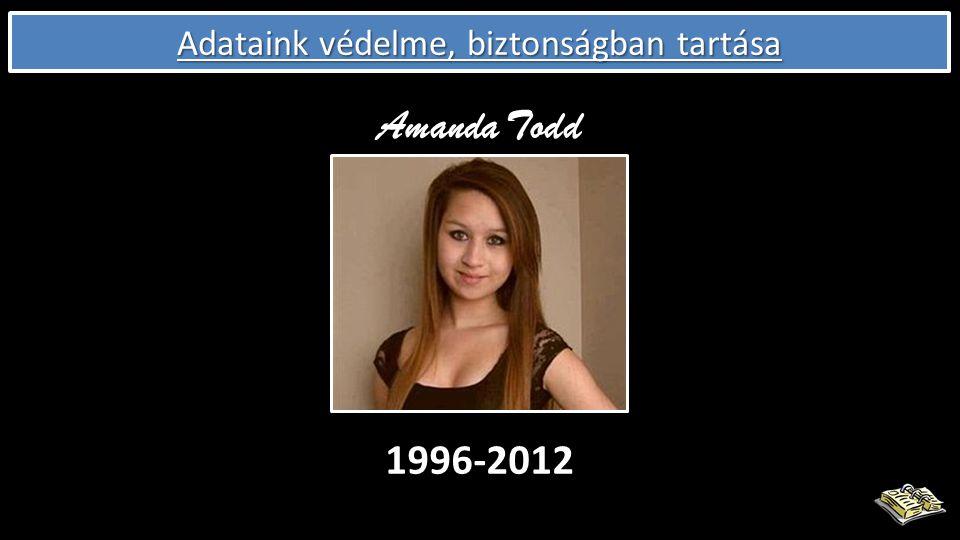 Precedens: Amanda Todd, az internet áldozata: