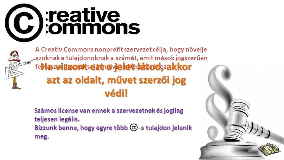 A szerzői jogoknak a lényege, hogy az adott műnek a kitalálója, megalkotója le tudja védetni a művét.
