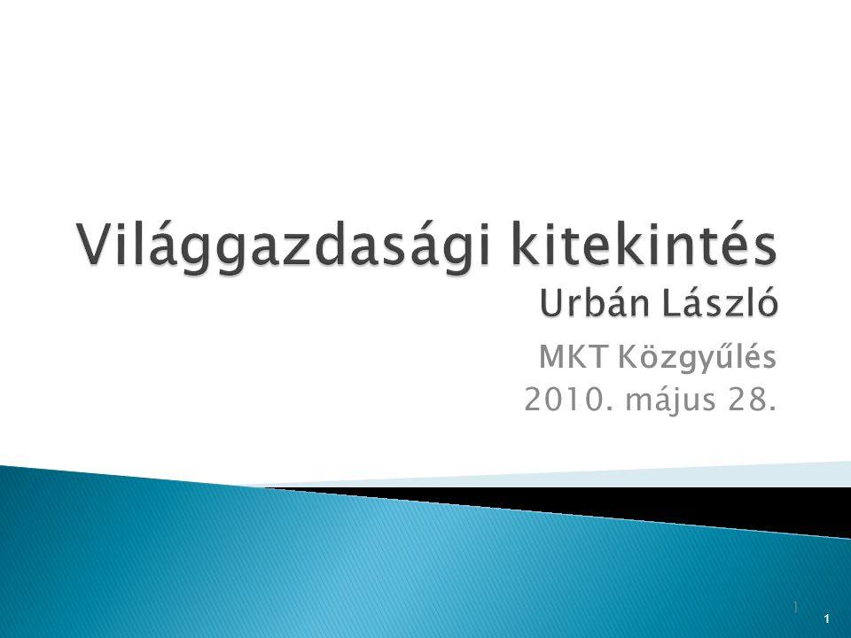 MKT Közgyűlés 2010. május 28. 1 1