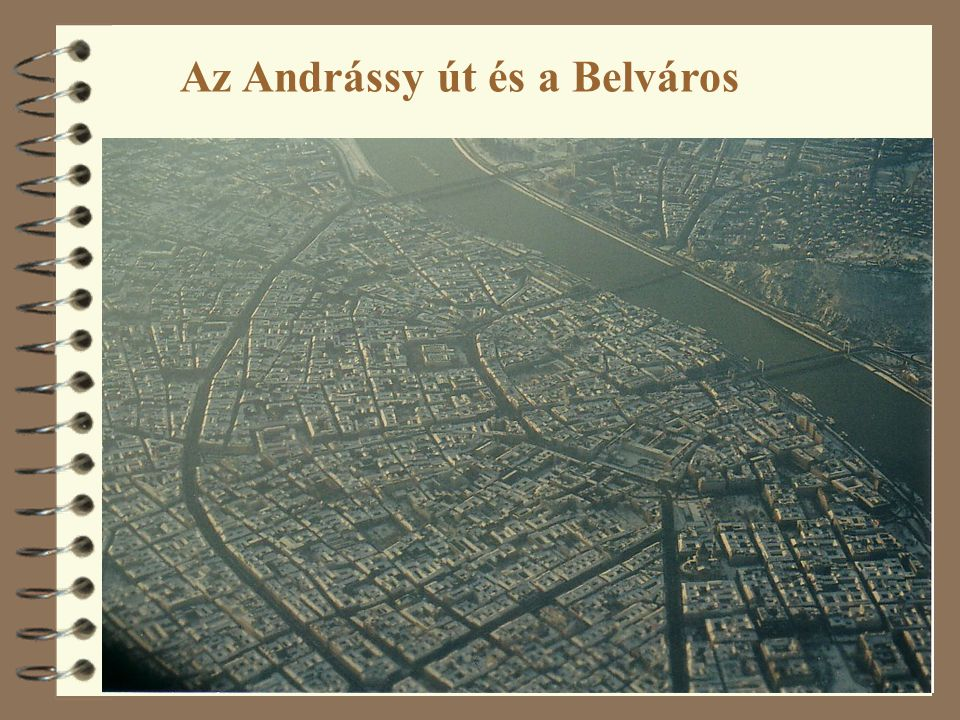 36 Az Andrássy út és a Belváros