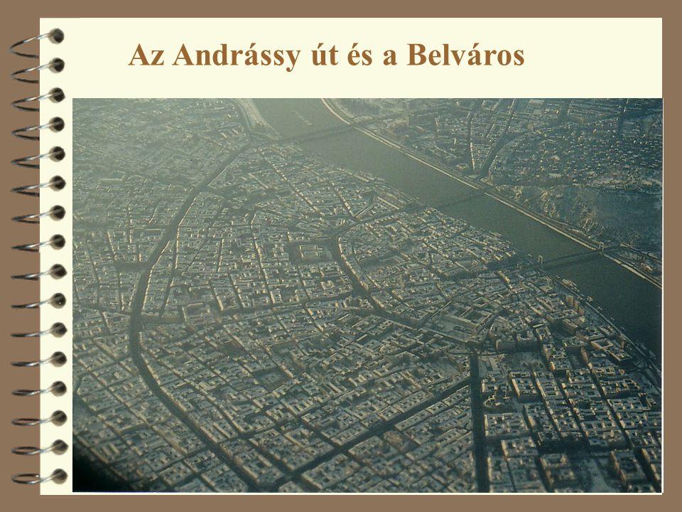 39 Az Andrássy út és a Belváros