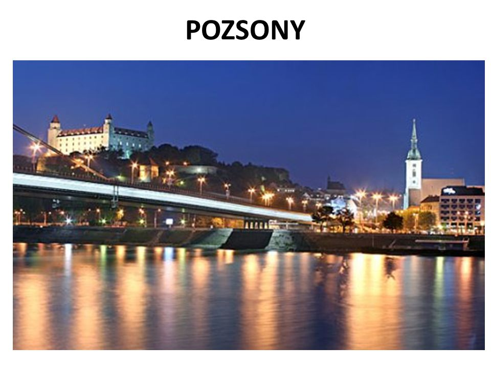 POZSONY