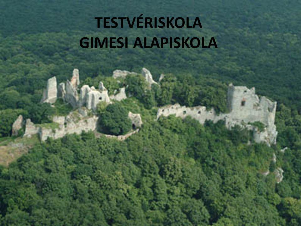 TESTVÉRISKOLA GIMESI ALAPISKOLA