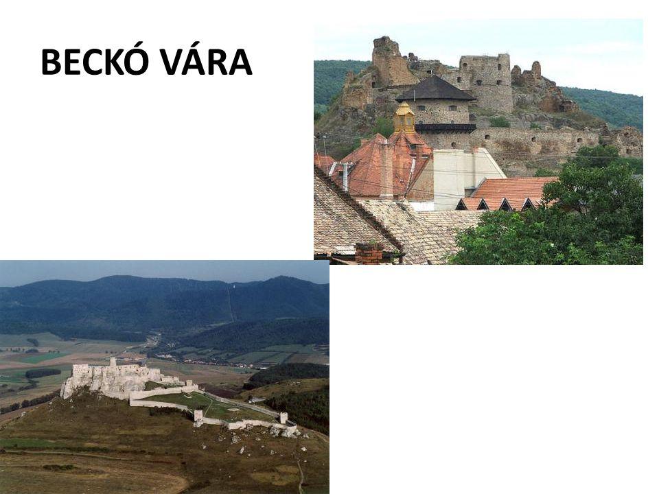 BECKÓ VÁRA