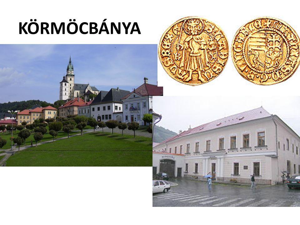 KÖRMÖCBÁNYA