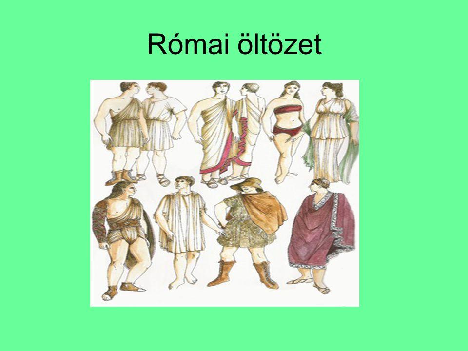 Római öltözet