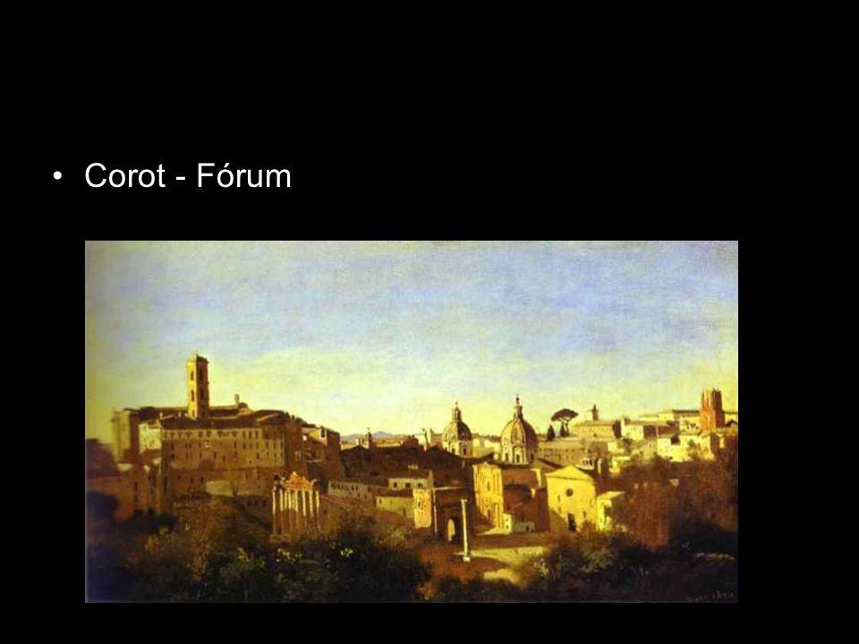 •Corot - Fórum