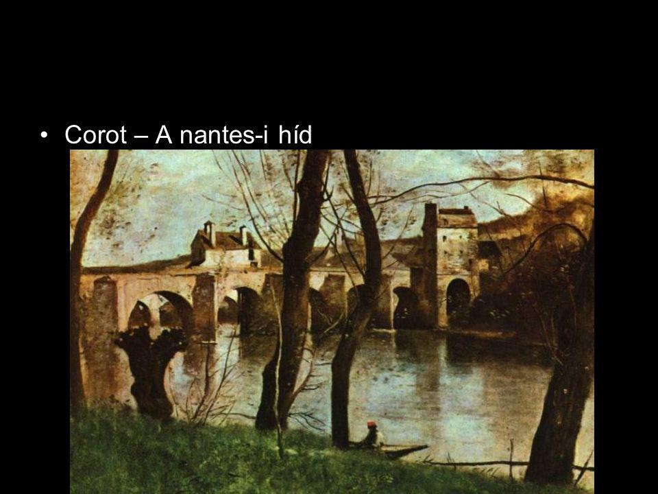 •Corot – A nantes-i híd