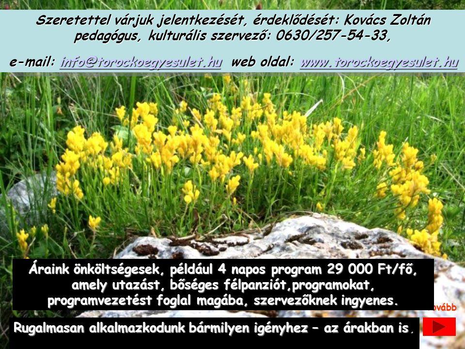 Szeretettel várjuk jelentkezését, érdeklődését: Kovács Zoltán pedagógus, kulturális szervező: 0630/257-54-33, e-mail: info@torockoegyesulet.hu web old