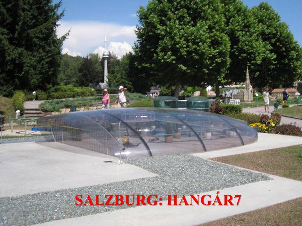 SALZBURG: HANGÁR7