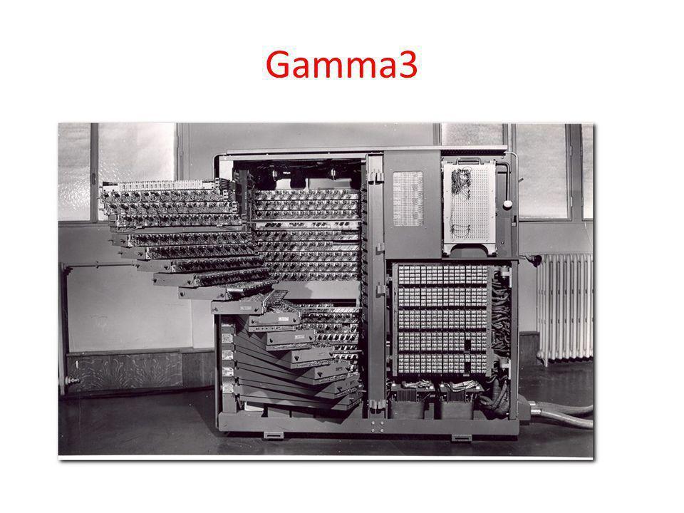 Gamma ET programlap