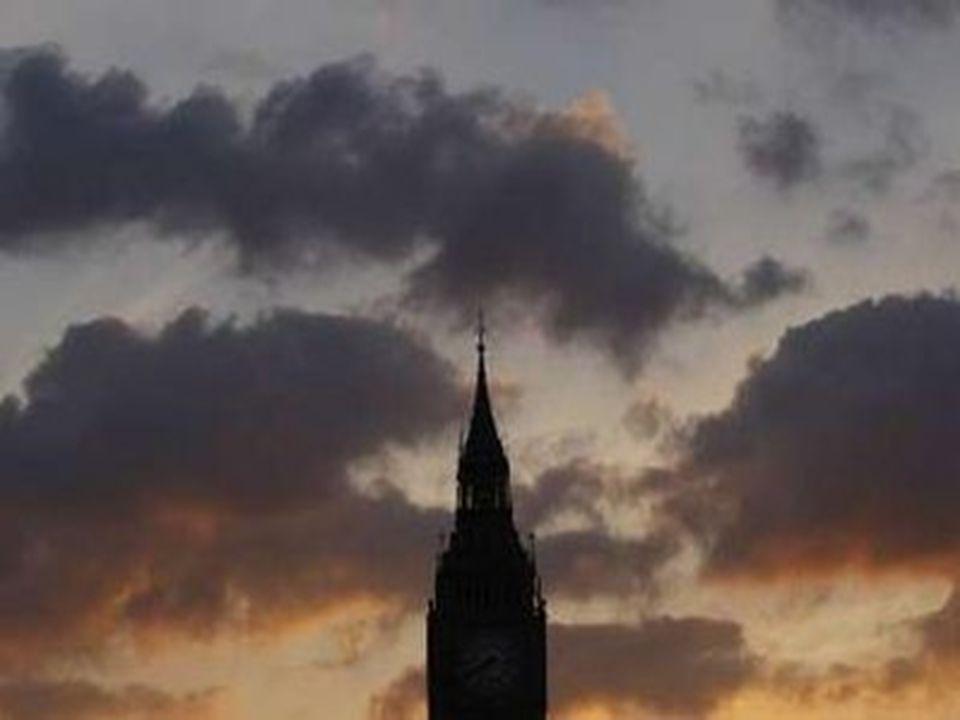 Westminsteri napnyugta 4/15/2010
