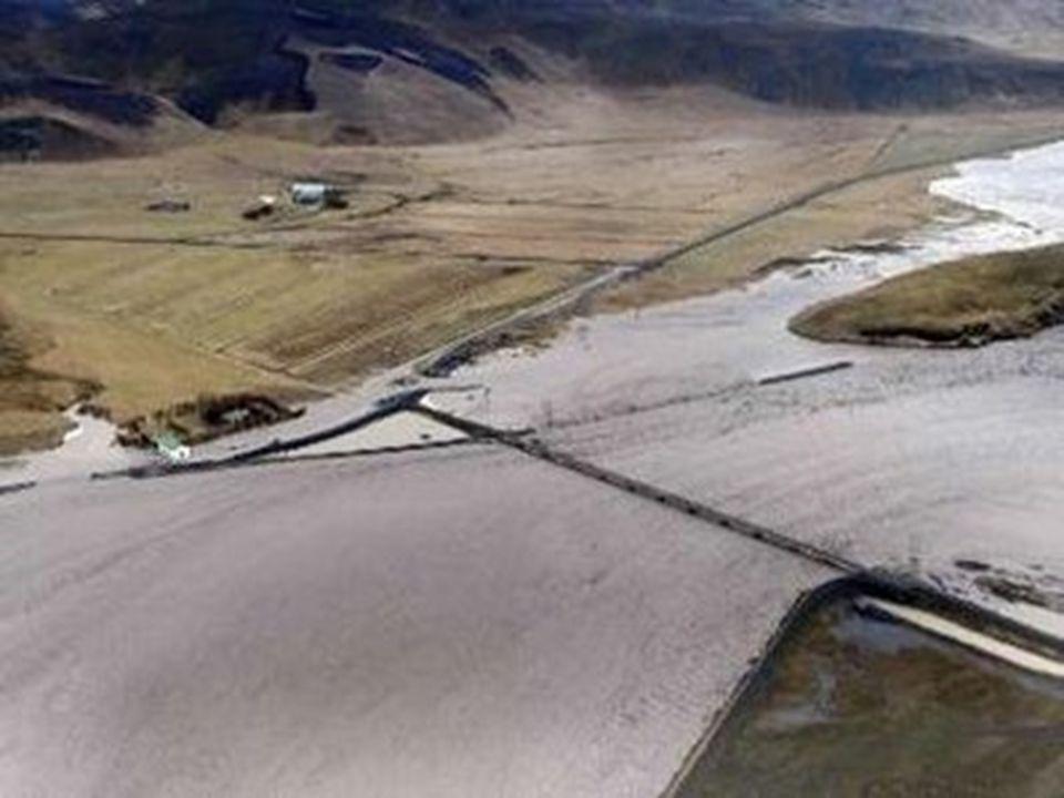 A folyók szintje 5 méterrel emelkedett