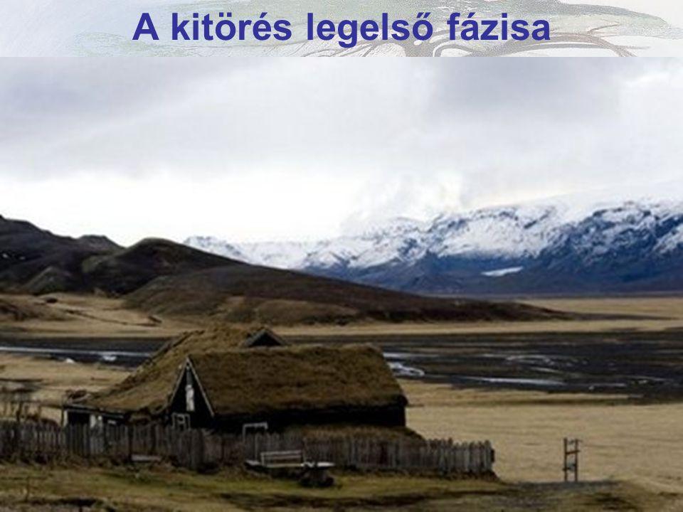 Eyjafjallajökull Gleccser