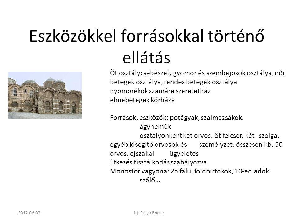 Néhány példa 2012.06.07.20ifj. Pólya Endre