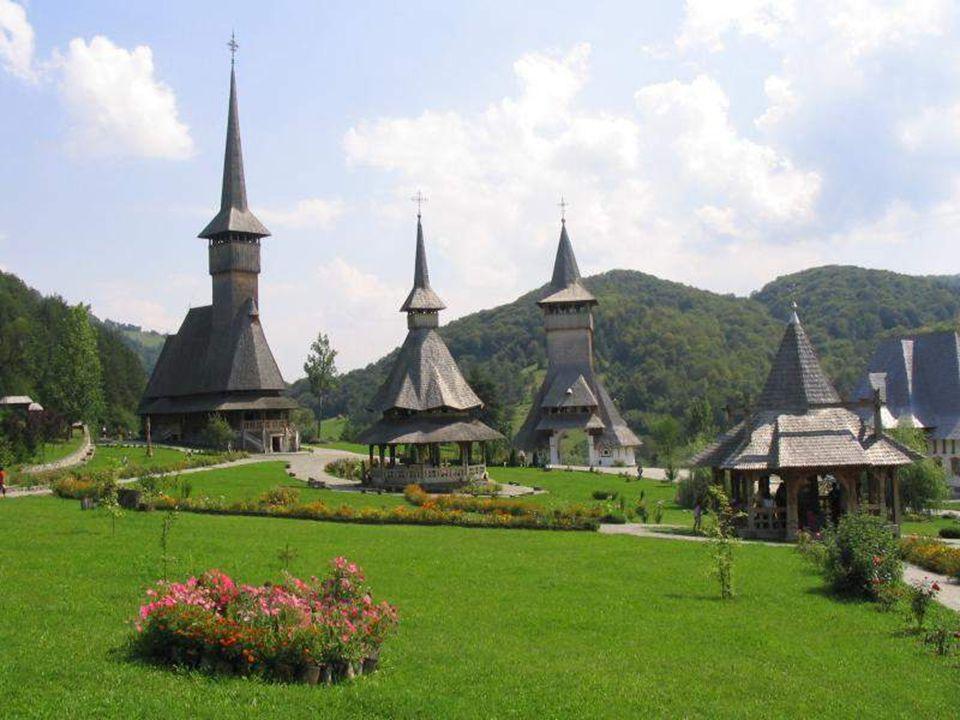 Barcánfalva – Bârsana az Iza-völgy legnagyobb községe, impozáns építménysorozatával a vidék igazi gyöngyszeme. A település 1720-ban épült fatemplomát,
