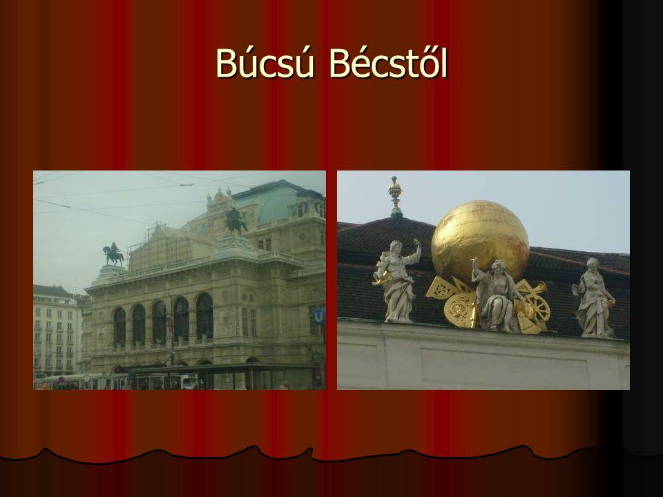 Búcsú Bécstől