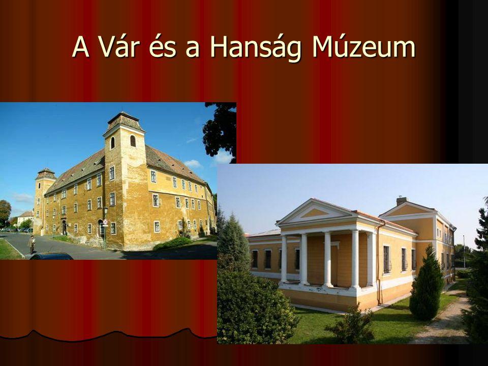 A Vár és a Hanság Múzeum