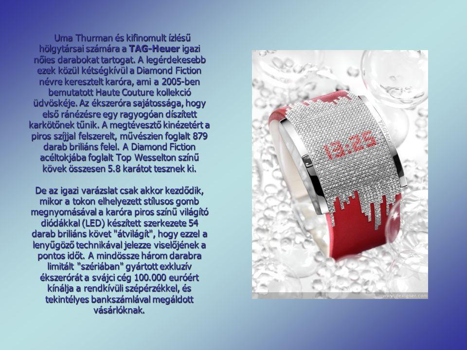 A Starissime modell El Primero szerkezete - női óránál meglehetősen szokatlan módon - tourbillon gátszerkezettel van felszerelve. Ennek a speciális me