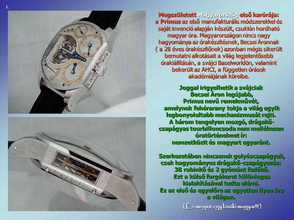 Brad Pitt A hollywoodi csillag a 145 évvel ezelőtt alapított TAG-Heuer nevű svájci órakészítő cég időmérőit részesíti előnyben. 1860-ban, az akkor 20