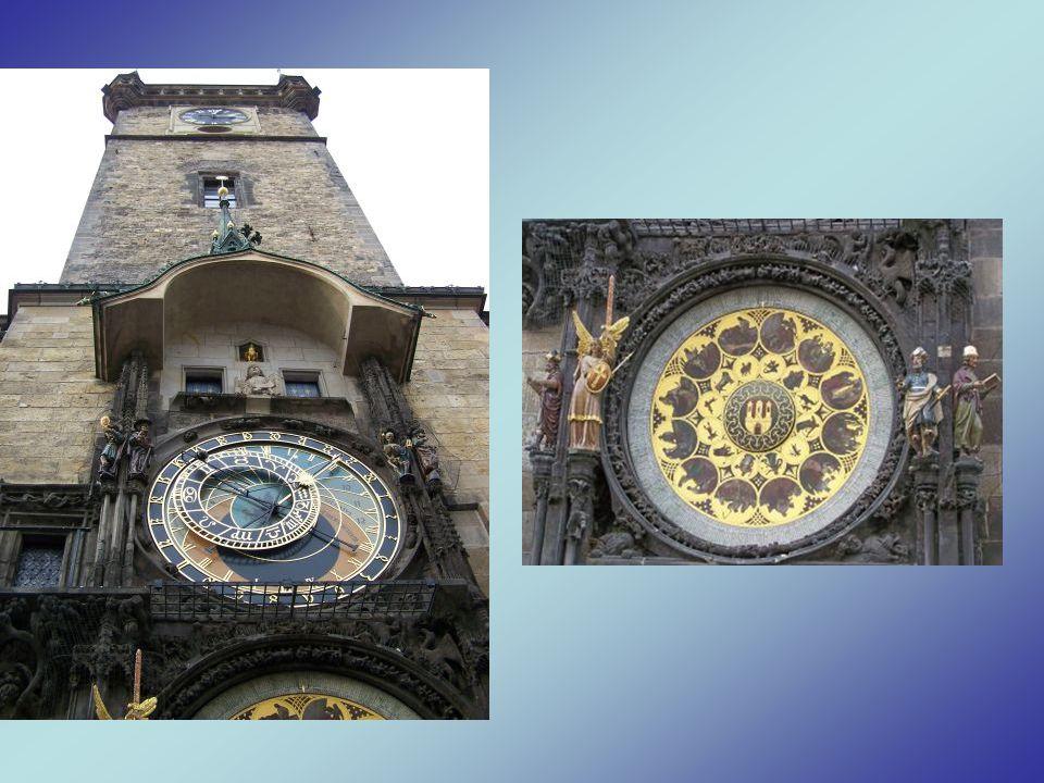A prágai Orloj