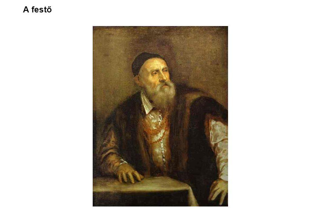 A festő