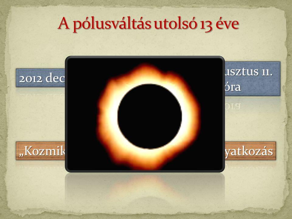 """1.prófécia: Új időszámítás  Hun Kapu ajtaja megnyílik • Káldeusi és Maghiar rendek visszaállnak • Megszűnik a gyűlölet, becsapás, hamisság, a bűn • Másik ember = másik """"én • Az állatok nem képesek tájékozódni 1.prófécia: Új időszámítás  Hun Kapu ajtaja megnyílik • Káldeusi és Maghiar rendek visszaállnak • Megszűnik a gyűlölet, becsapás, hamisság, a bűn • Másik ember = másik """"én • Az állatok nem képesek tájékozódni 2."""