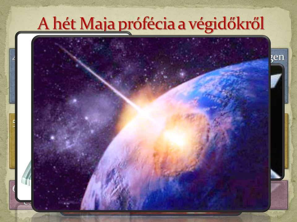"""4. prófécia: 117. korszak után a Vénusz ugyanott van az égen • A Napunk hatalmas változáson megy át • Napfoltok, napszelek, napkitörések • """"Az idő, me"""