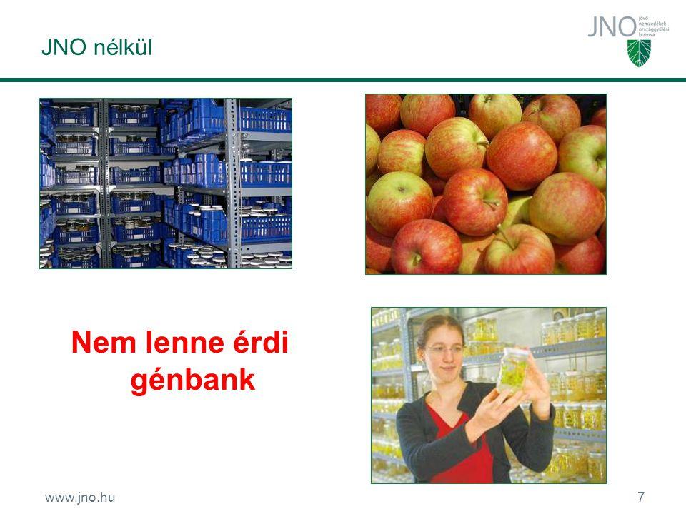 www.jno.hu8 JNO nélkül Az 5 legnagyobb vízszolgáltatót privatizálták volna