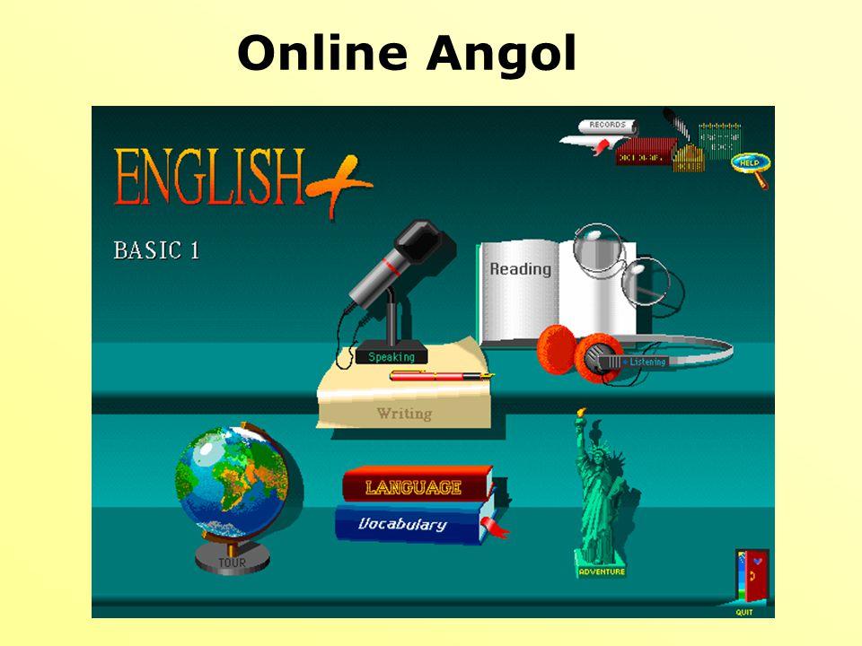 Online Angol