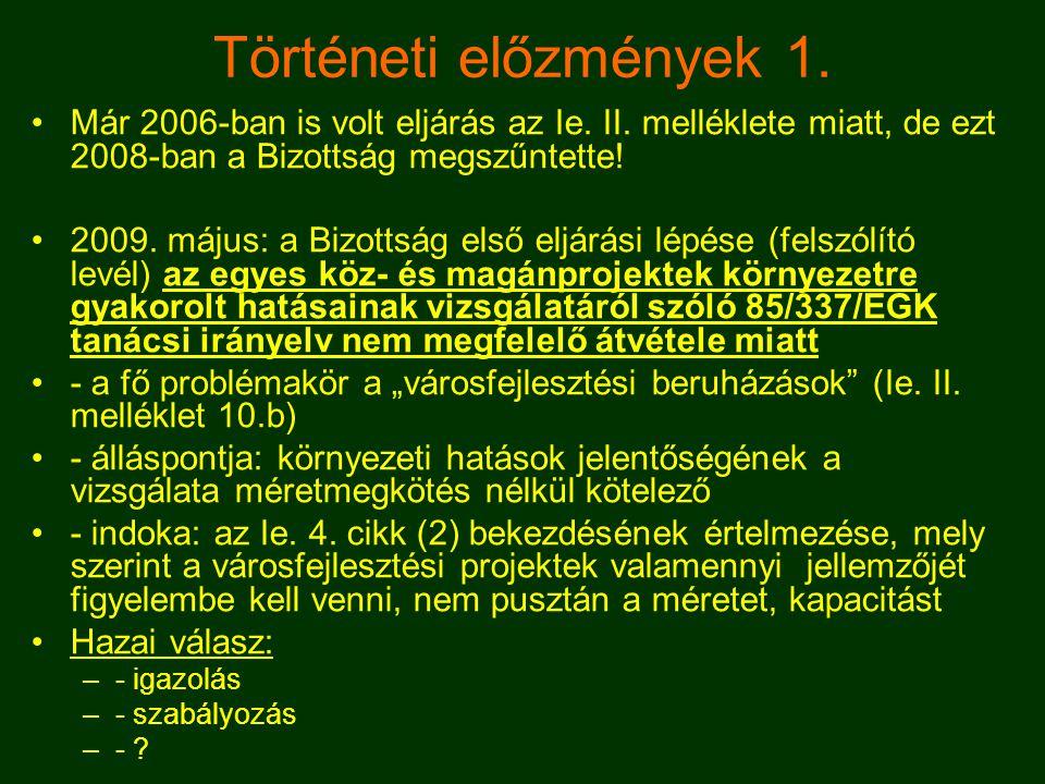 286/2009.(XII. 11.) Korm. rendelet •Korm. rendelet 3.