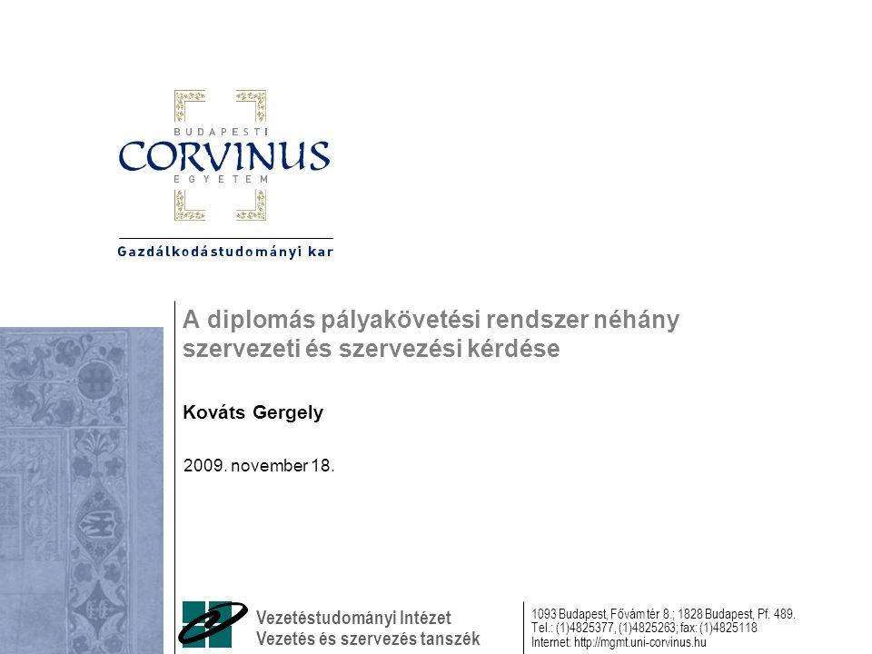 2009.november 18.Kováts Gergely: DPR szervezeti kérdései12.