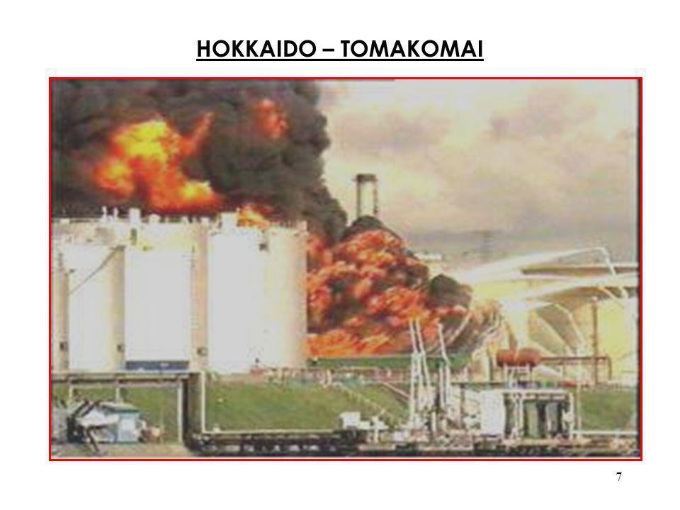 7 HOKKAIDO – TOMAKOMAI