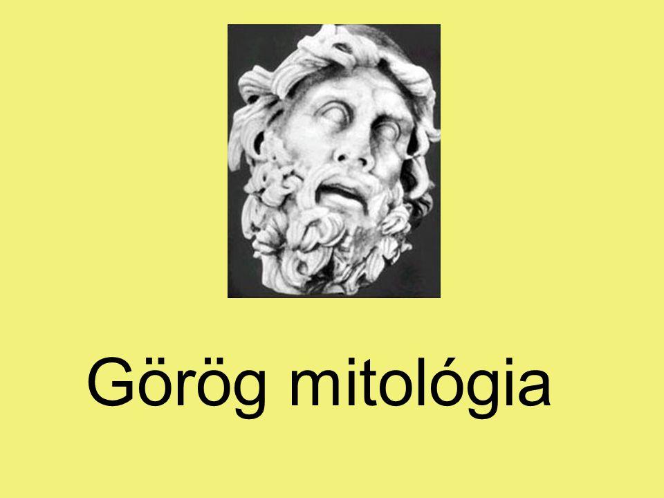 Az istenek születése 1.Khaosz az ősi sötét tátongó űr megtestesítő istensége a görög mitológiában.