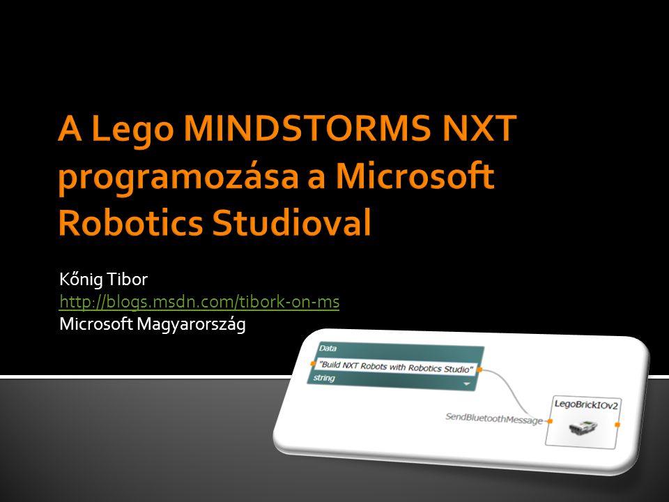 Kőnig Tibor http://blogs.msdn.com/tibork-on-ms Microsoft Magyarország