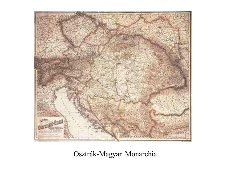 A Habsburg Birodalom átszervezésének dilemmája – I.